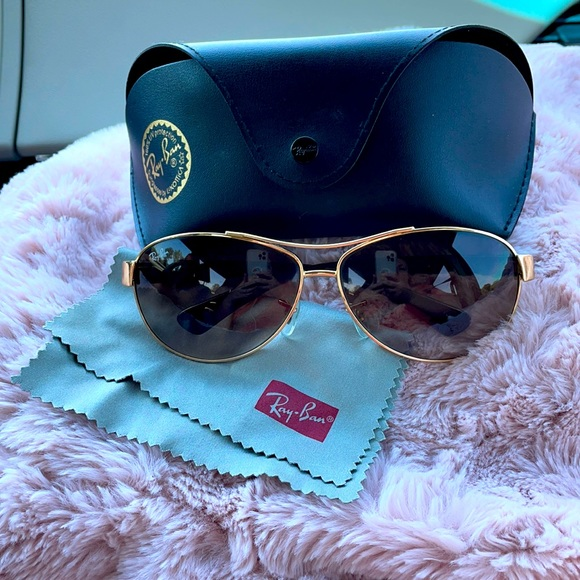 Arista & Gradient Aviator Sunglasses - Women